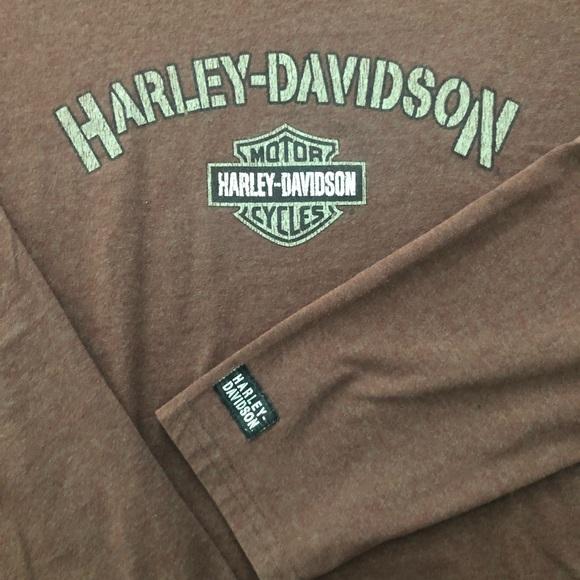 Harley-Davidson Other - Harley Davidson long sleeve shirt G15